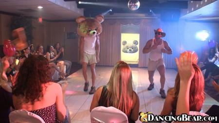 hot cfnm strip show