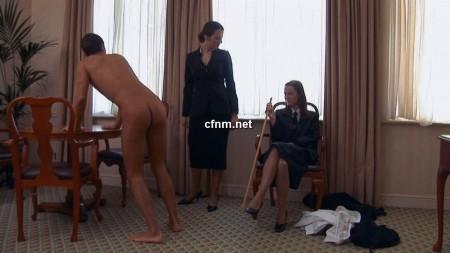 naked schoolboy gets punished